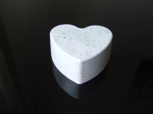 White Orgone Healing Heart Truth Seeking Purification Area Clearing Meditation Spiritual Enlightenment